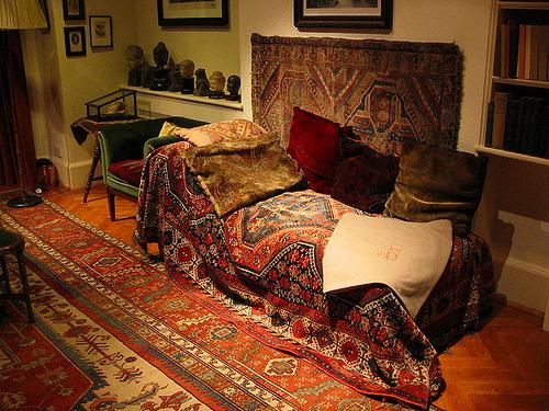 Le divan de Freud